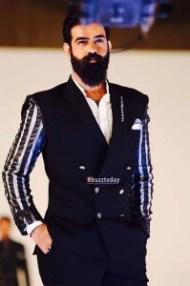 ubair naeem pakistani male model