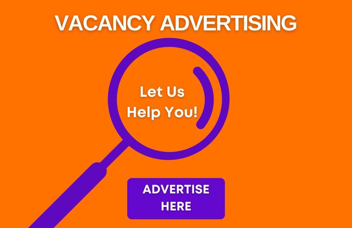 TALENT+ Vacancy Advertisement