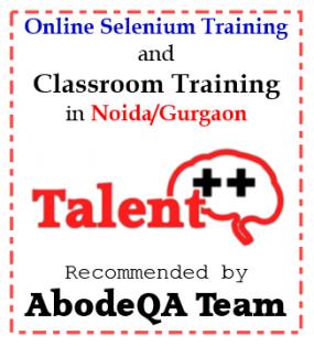 Selenium-training-noida-gurgaon