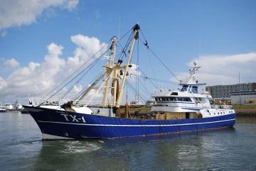 Texelse vissersboot TX1