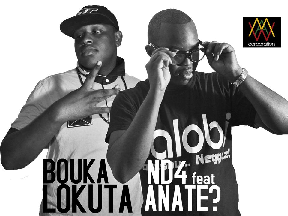 BOUKA LOKUTA - ND4 feat ANATEM