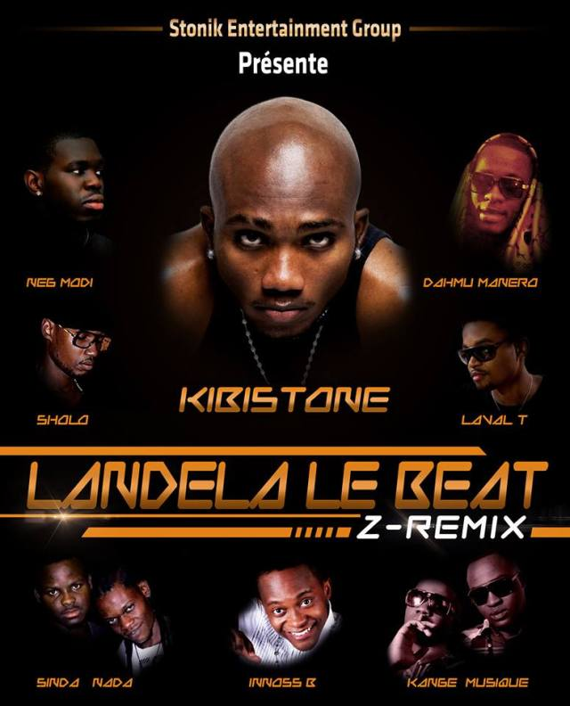 Landela Le beat (Z-REMIX)