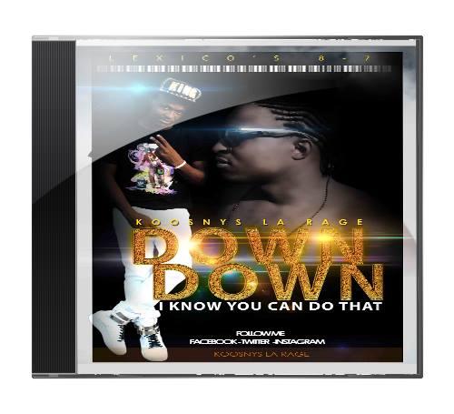 Down Down - Koosnys La Race