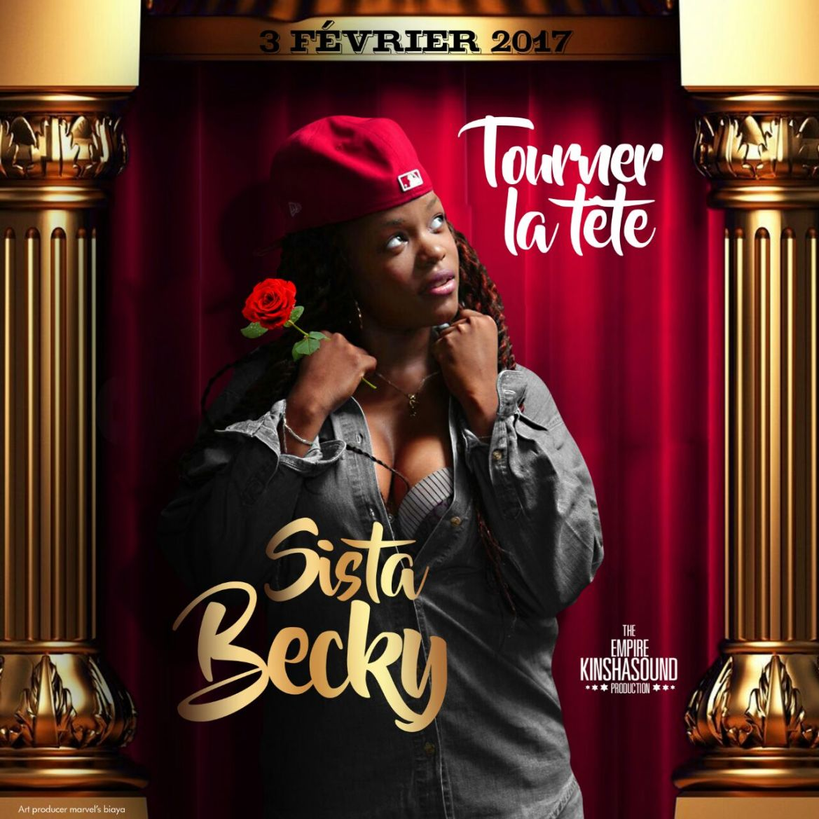 Sista Becky - Tourner la Tète