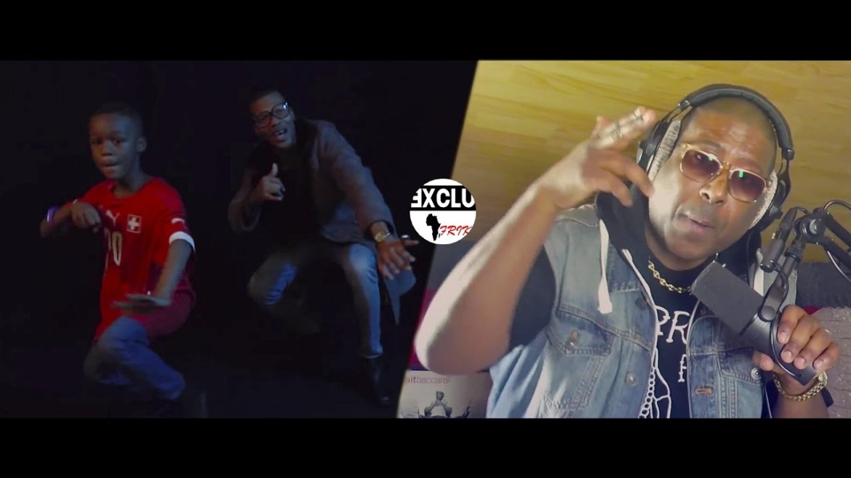 LeShvngz feat Jacky Brown – «N'Dombolo 2.0» (Clip Officiel)