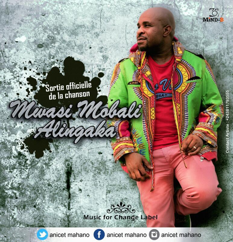 Muasi Mobali Alingaka -  Anicet MAHANO