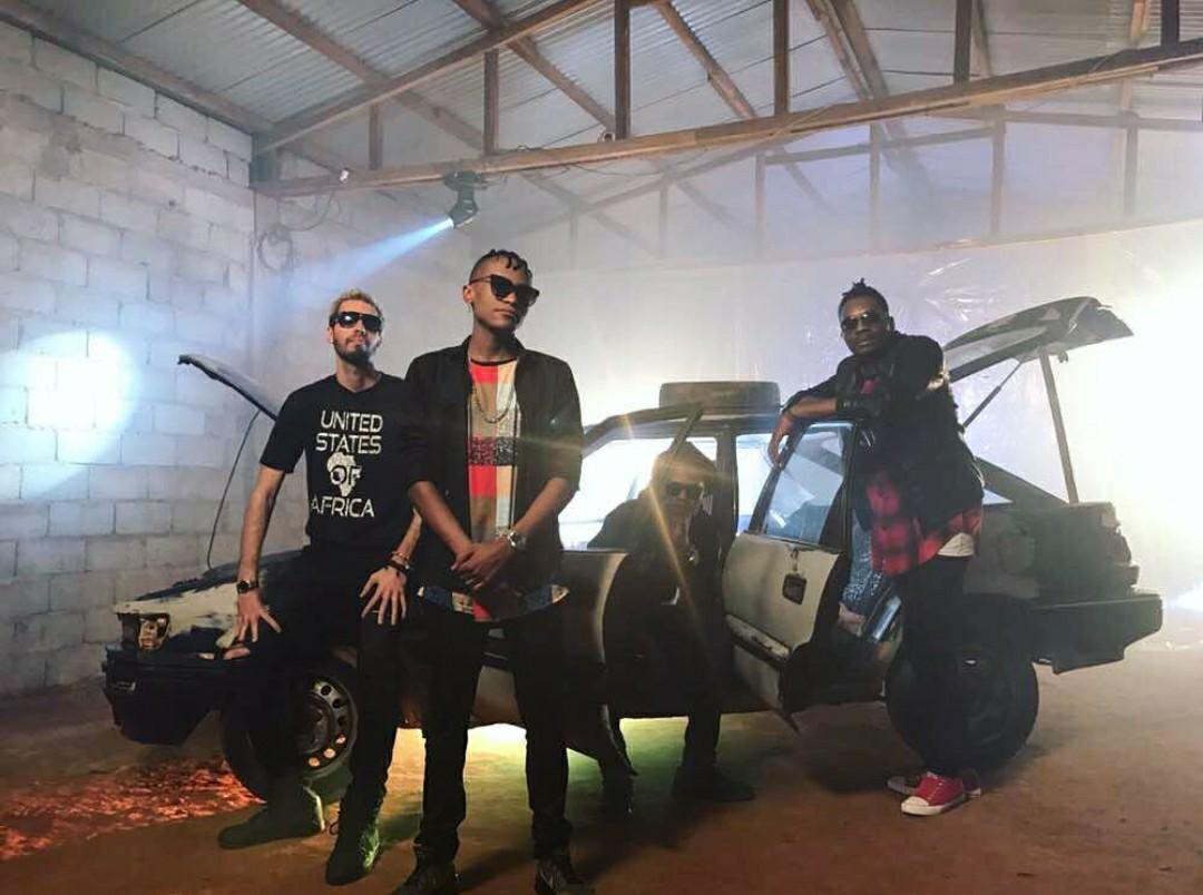 X Maleya ft Innoss B – Dans L' os (Clip Officiel)
