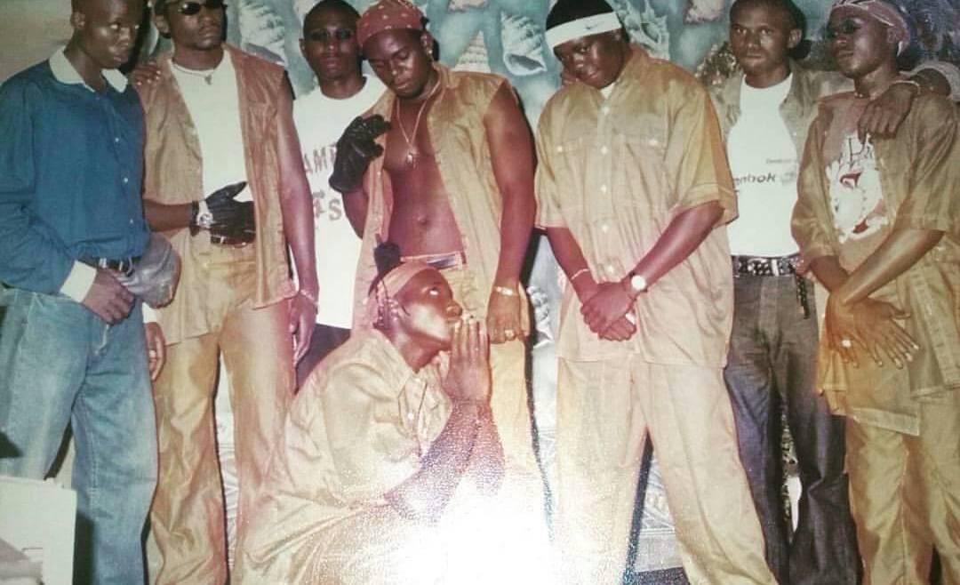 K-Melia Mokonzi : Le groupe de Rap Congolais le plus populaire.
