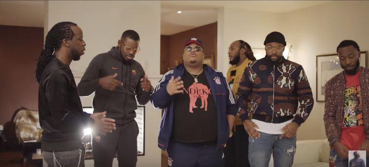BMYE – La Danse Du Matin Ft. Hiro, Naza, Jaymax, Youssoupha, KeBlack & Dj Myst (Clip Officiel)