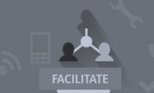 Facilitate: How to facilitate virtual training, coaching, and eMeetings?