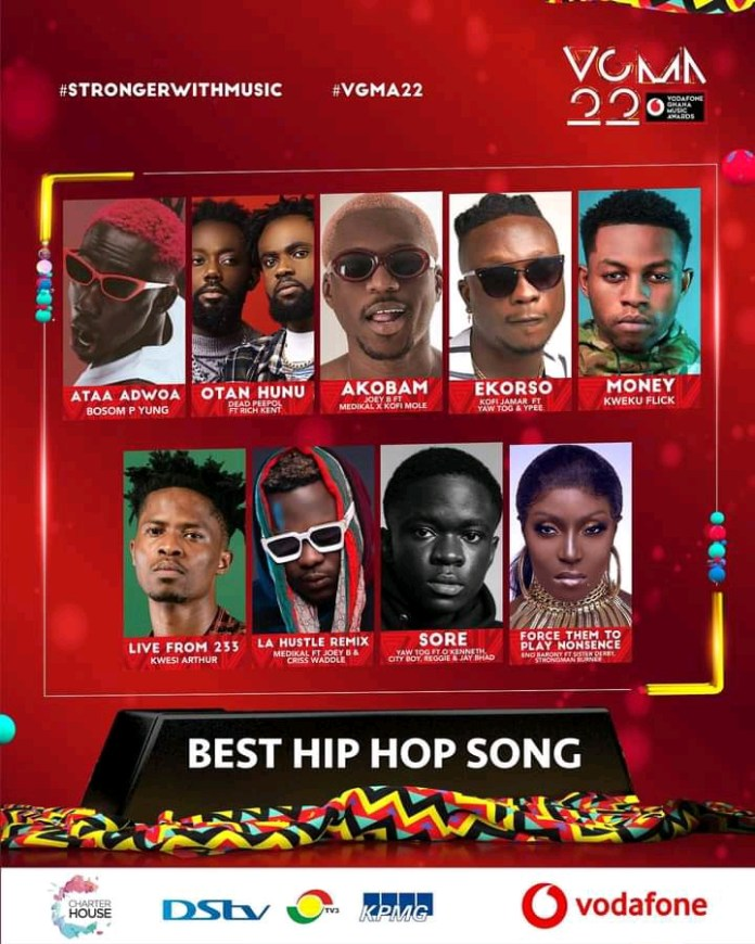 FB IMG 16174514535091388 Final List Of Nominees For VGMA 2021- 22nd Edition