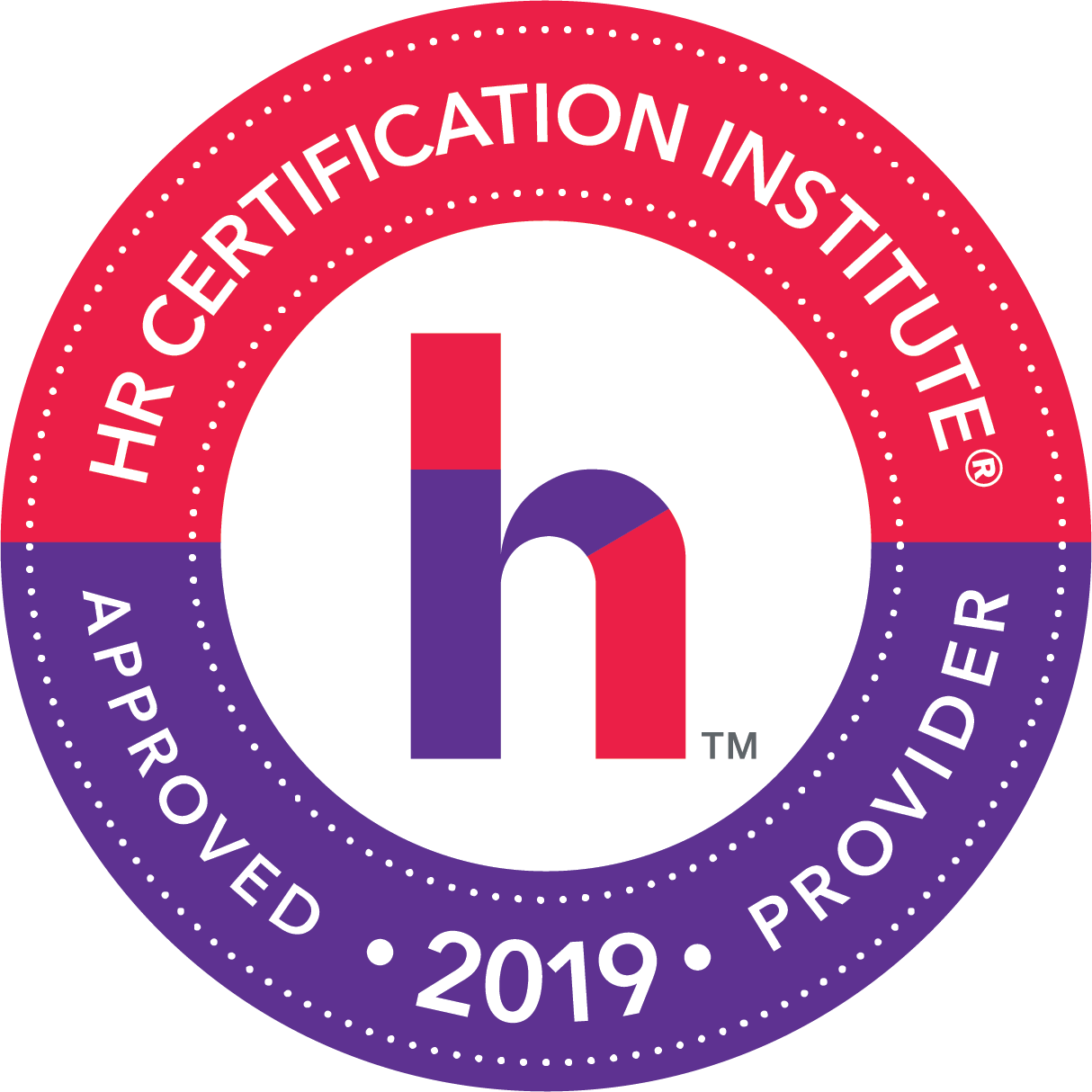 2019 HRCI Approved Provider Seal