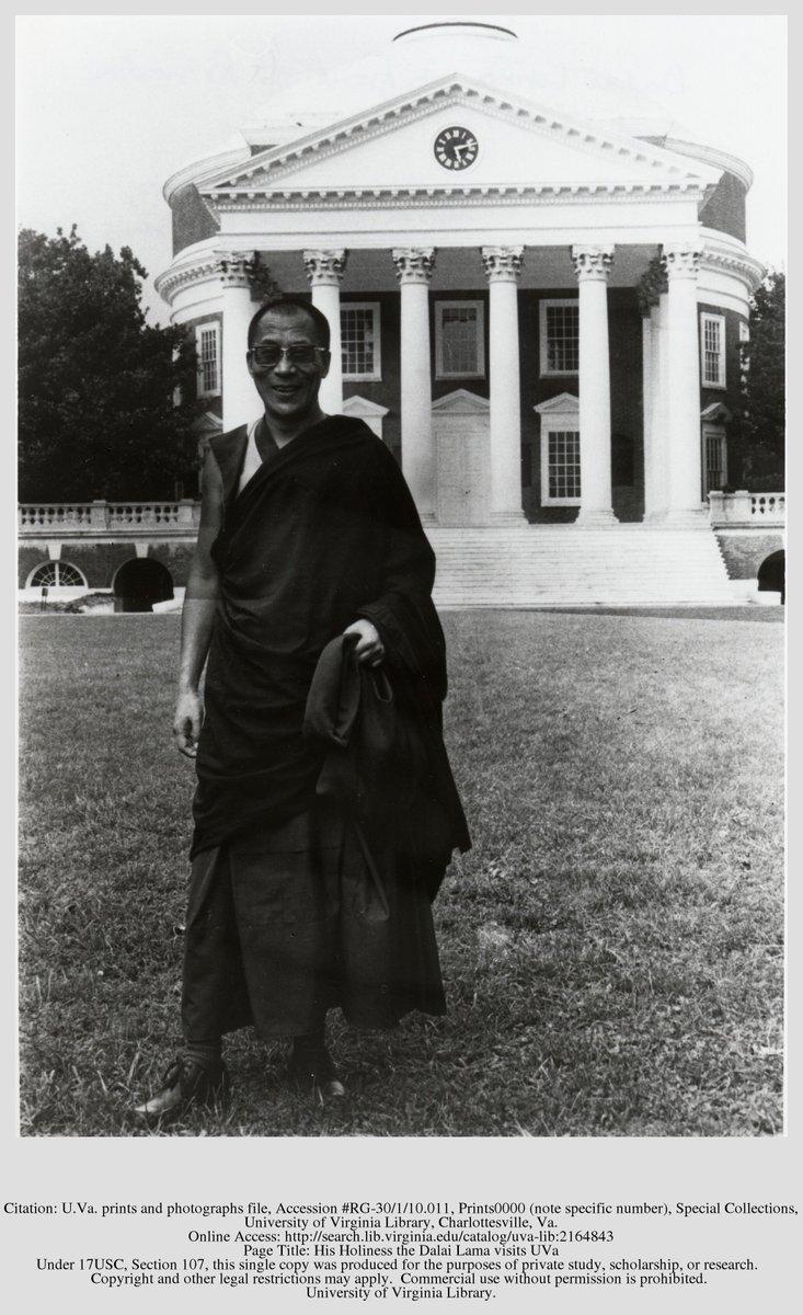 Dalai Lama UVa 1979