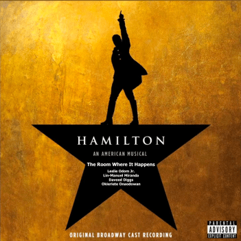 Hamilton - The Room Where It Happens