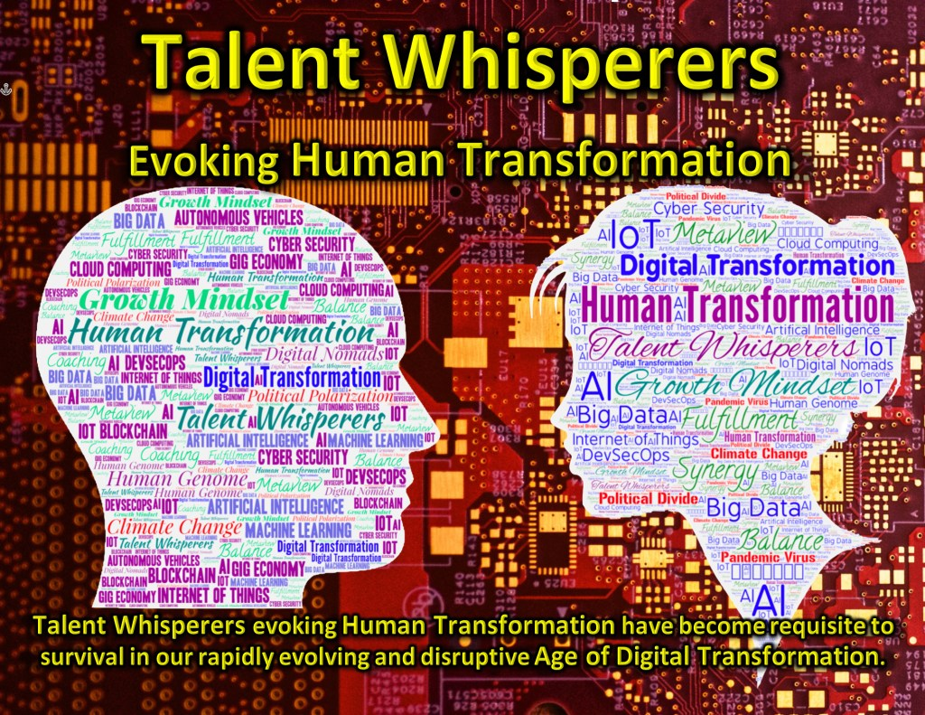 Talent Whisperers - Evoking Human Transformation in the Age of Digital Transofmation