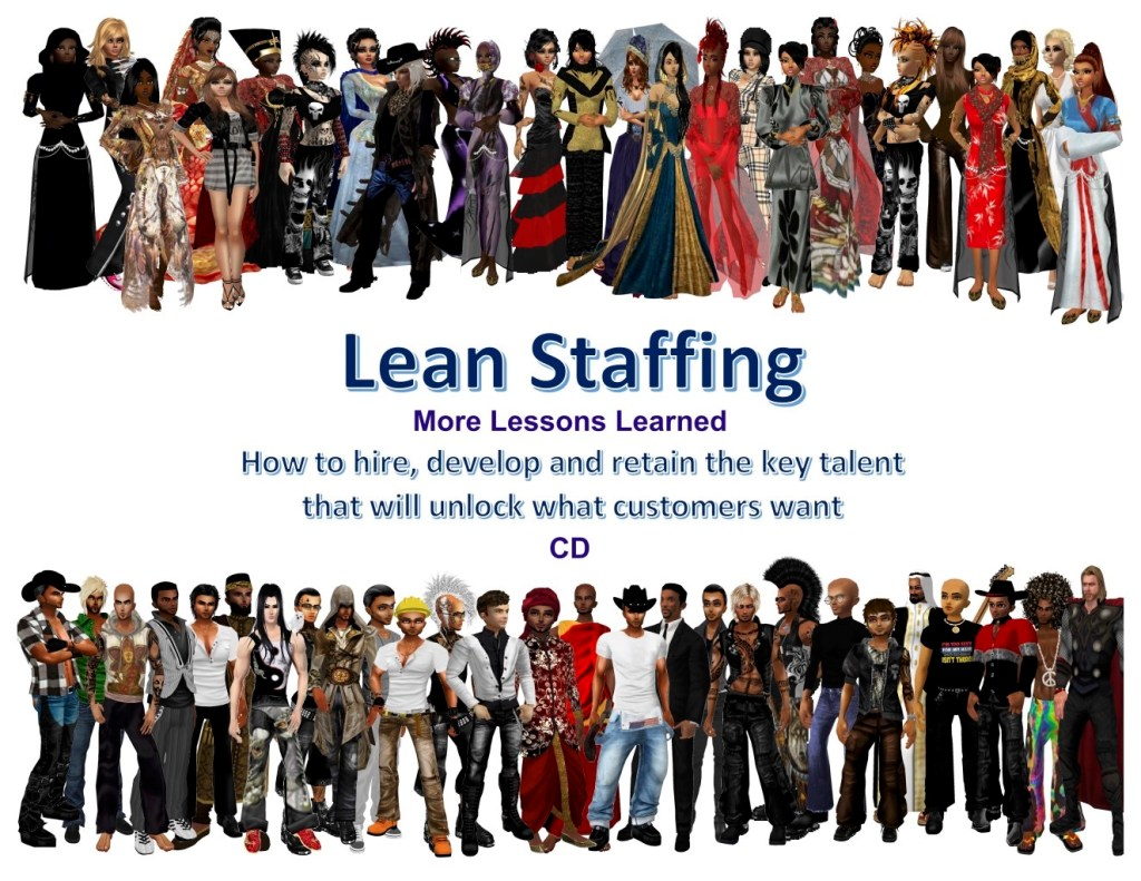 Talent Whisperers - Lean Staffing - Reduced