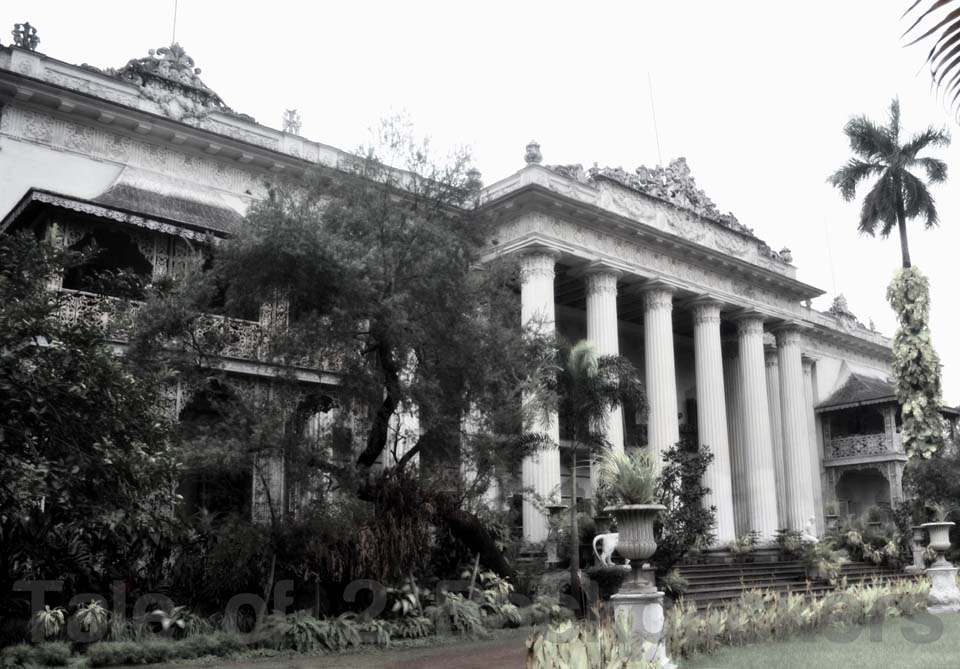 The Marble Palace