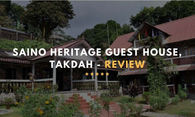 Saino Heritage Guest House, Takdah – Review