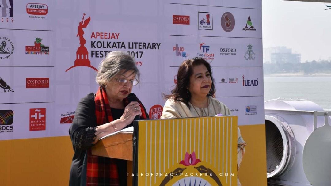 Apeejay Kolkata Literary Festival t