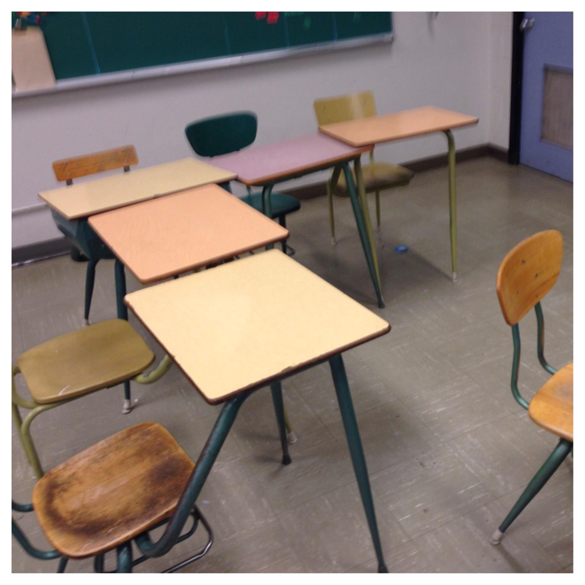 Middle School Desk Arrangements  Hostgarcia