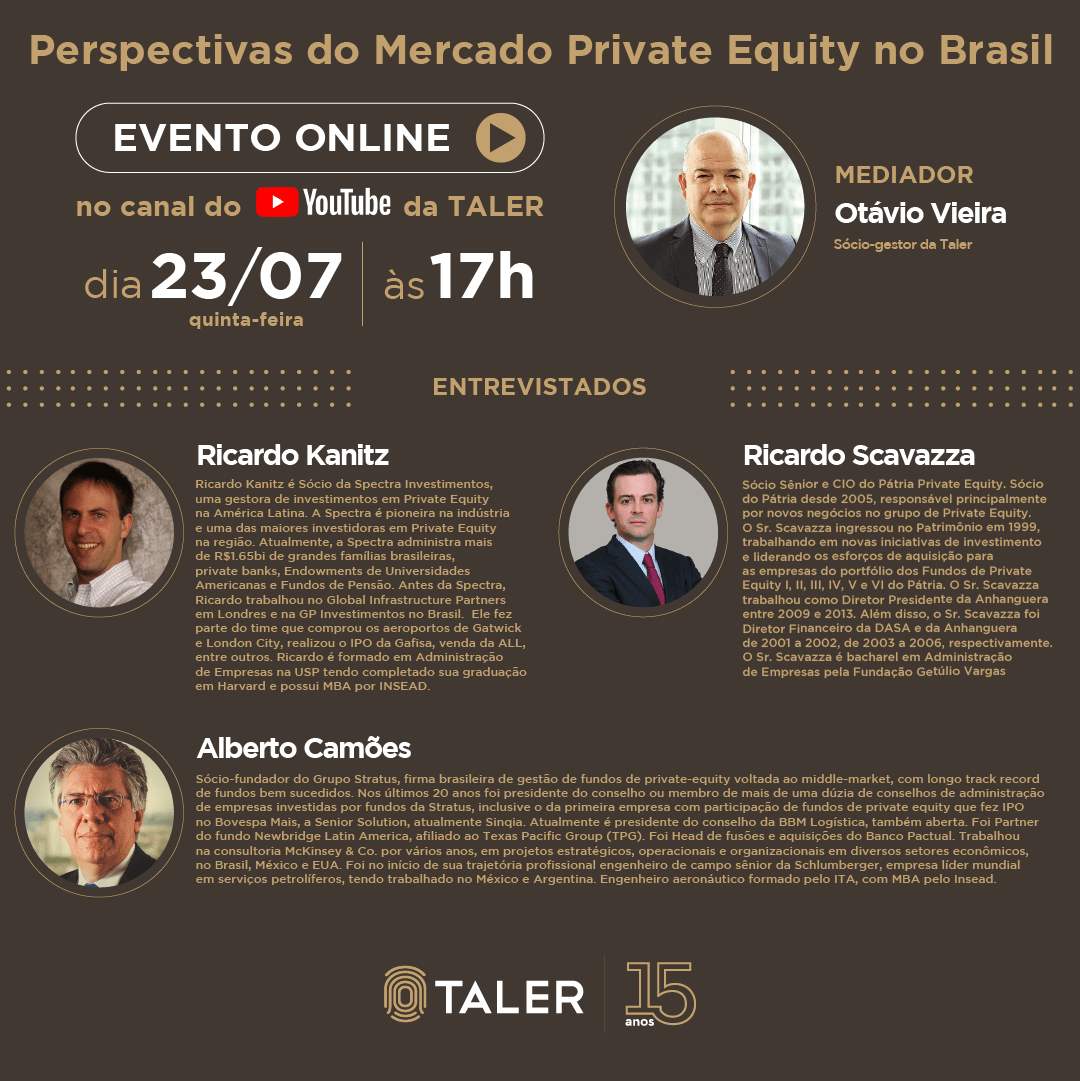 Perspectivas do Mercado Private Equity no Brasil