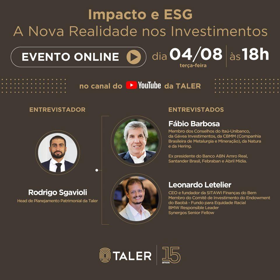 Impacto e ESG