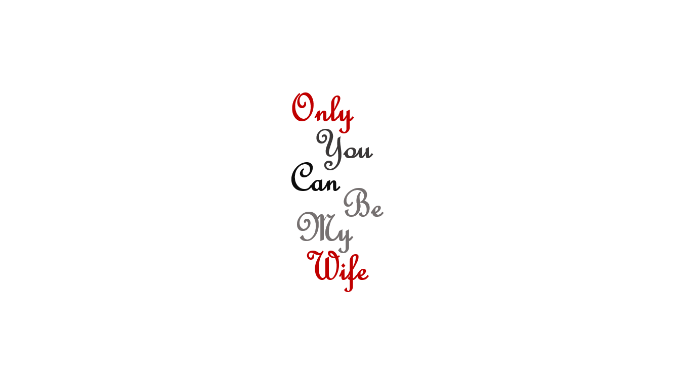 Only You Can Be My Wife Complete Chapter Links