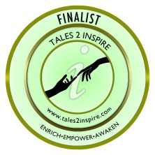 Finalist Tales2inspire annual writers' contest
