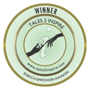 Tales2Inspire winner logo