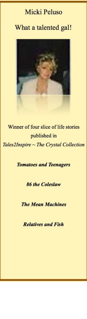 Tales2Inspire 4 times award winner