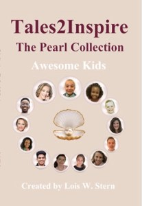 True stories of awsesome kids in thie #Tales2Inspire #PearlCollection