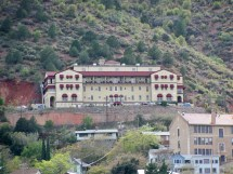 Grand Hotel Jerome Arizona Hospital