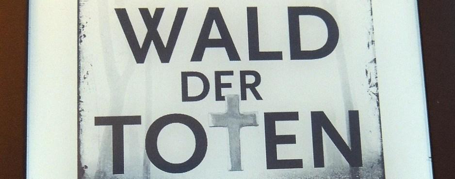 """Rezension: """"Wald der Toten"""" - Robert C. Marley, www.talesandmemories.de"""