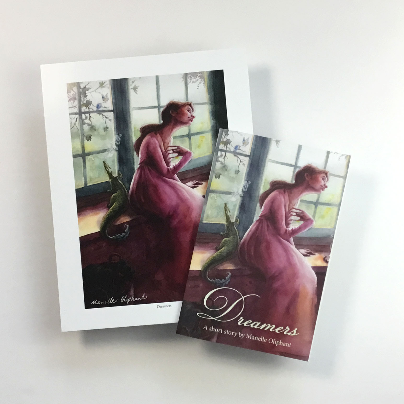 Dreamers Print and Minibook