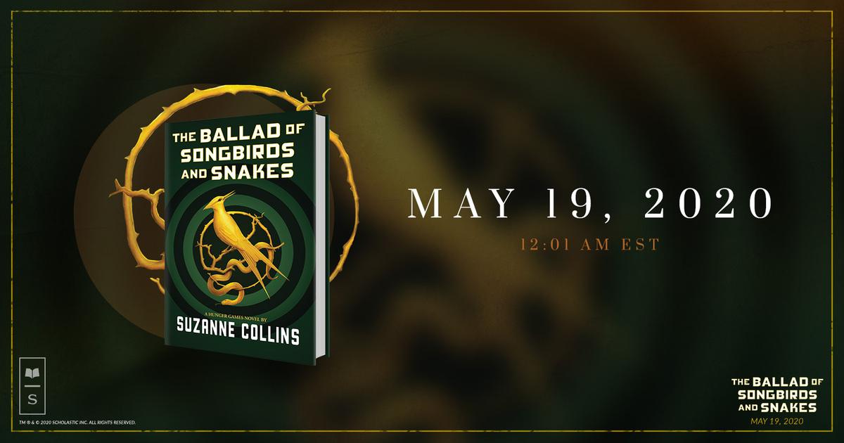 Hunger Games Prequel Banner