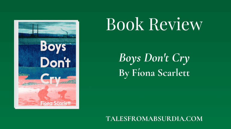 Boys Don't Cry Book Review
