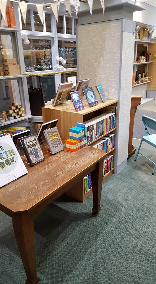 Independent Bookshops Imagined Things Books