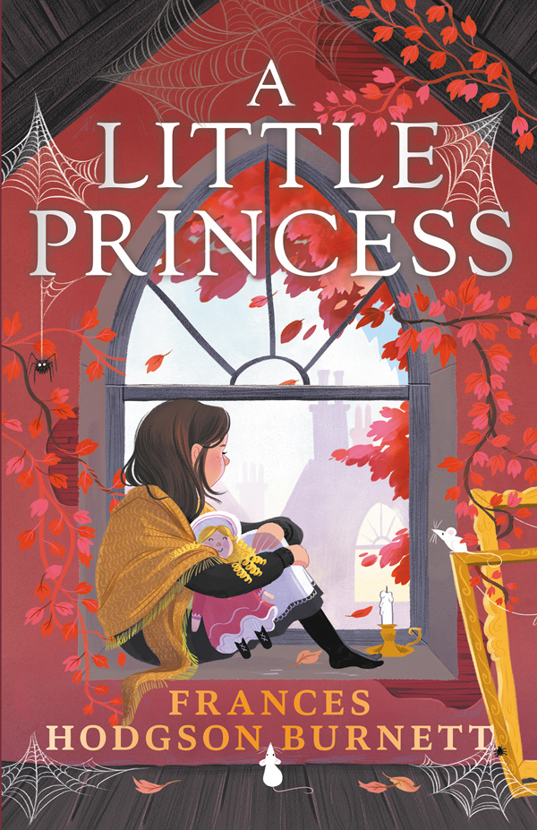 a little princess burnett book cover