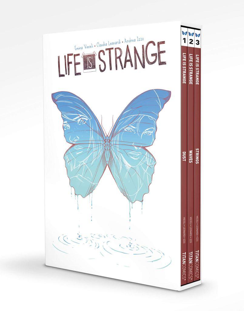 Life is Strange TBR 2021