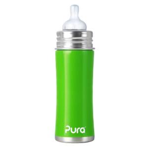 Pura-Kiki-11oz-Infant-Green