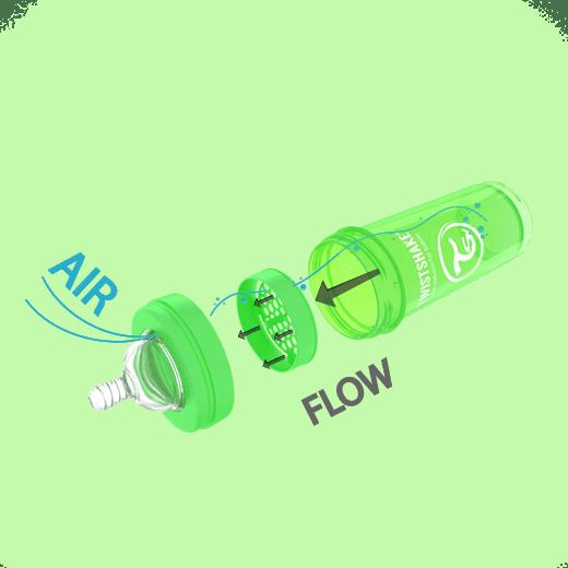 bottles twistflow