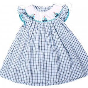 petit-ami-girls-100-percent-cotton-blue-plaid-sailboat-smocked-angel-wing-dress-300x300