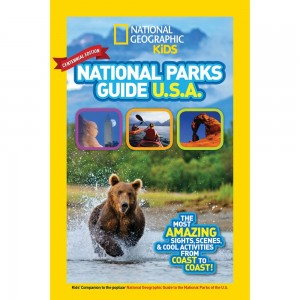 Buddy Bison Goes to Yellowstone