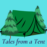 Tales from a Tent camping in the UK site