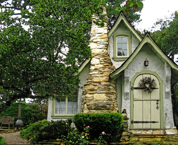 A Town of Storybook Houses and How They Came to Be ...