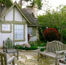 Hugh Comstock Fairy Tale Cottages