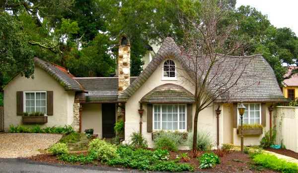 The Grant Wallace Cottage- On Carmel's Historic Register ...