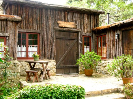 The Bark House-On the Carmel Register of Historic Homes