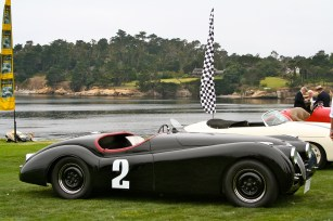 Another part of Car Week is the Pebble Beach Concours d'Elegance