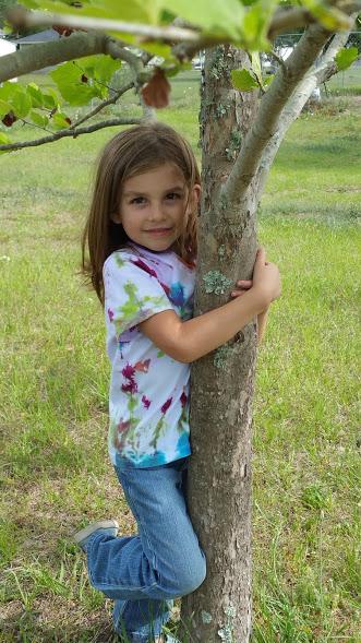 Hug a tree this environment day